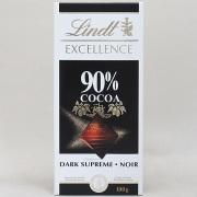リンツ エクセレンス 90%カカオ 100g×20個