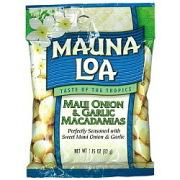 マウナロア マカデミアナッツ マウイオニオン ペグパック 32g×18個