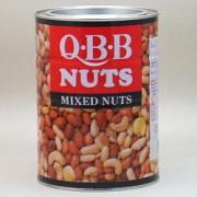 QBB ミックスナッツ 1kg×6個