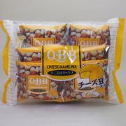 QBB チーズ豆ミックス 6P 150g×10個