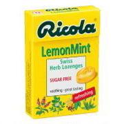リコラ レモンミントハーブ シュガーフリー 45g×10個
