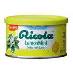 リコラ レモンミントハーブキャンディー 100g×24個