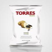 トーレス ポテトチップス キャビア風味 40g×20個