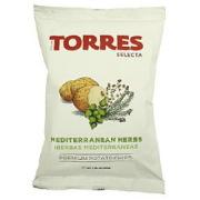 トーレス ポテトチップス 地中海ハーブ 50g×20個