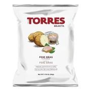 トーレス ポテトチップス フォアグラ風味 50g×20個