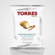 トーレス ポテトチップス 地中海ソルト 50g×20個