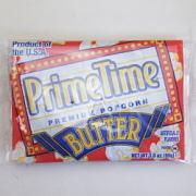 プライムタイム マイクロウェーブポップコーン バター 99g×12個