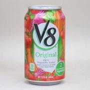 キャンベル V8 野菜ジュース 340ml×24個