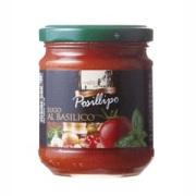 ポジリポ パスタソース トマト&バジル 190g×12個
