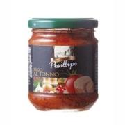 ポジリポ パスタソース トマト&ツナ 190g×12個