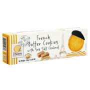 ピエールビスキュイットリー バタークッキー シーソルトキャラメル 150g×10個