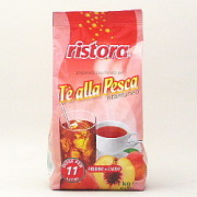 リストラ テ アッラ ペスカ 粉末ピーチティー 1kg×10個