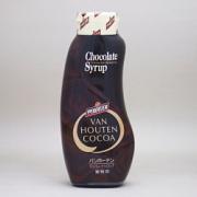 バンホーテン チョコレートシロップ 630g×12個