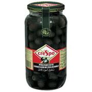 クレスポ ブラックオリーブ ホール 瓶 575g×6個