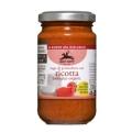 アルチェネロ 有機パスタソース トマト&リコッタ 200g×12個
