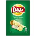 レイズ ポテトチップス サワークリーム&オニオン味 140g×12個