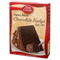 ベティクロッカー チョコレートファッジケーキミックス 510g×8個