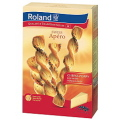 ローランド ツイストスナック スイスアペロチーズ&ポピー 100g×12個