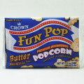 ファンポップ ポップコーン バター風味 99g×12個