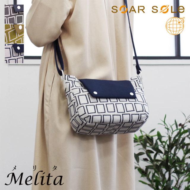 SOAR SOLe/ソアソウル レディース ショルダー バッグ ジャカード ゴブラン Melita[メリタ]8683【無料ラッピング】