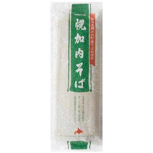 【乾麺】幌加内干しそば 250g