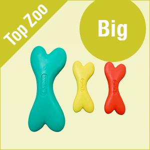 【Top Zoo】ラバーボーン(3色セット) Lサイズ