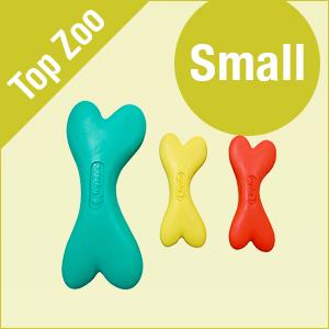 【Top Zoo】ラバーボーン(3色セット) Sサイズ