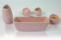 選べる9色☆【陶器仏具いずみ】ピンク