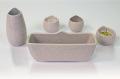選べる9色☆【陶器仏具いずみ】パープル