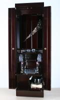新世紀3型ローズ紫檀☆ながれ桜【オリジナル】予算に合わせて選べる仏具