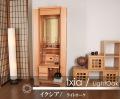 【選べる電動!選べる仏具!】家具調仏壇イクシア/ライトオーク