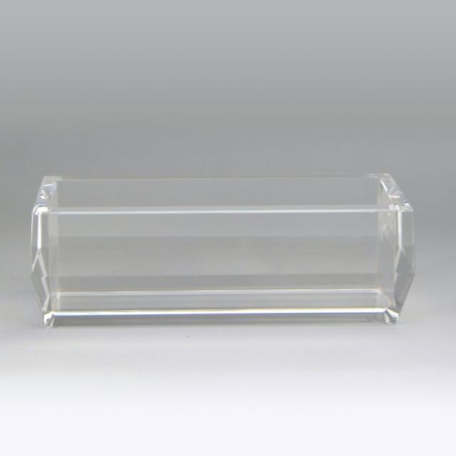 クリスタル 角型 角香炉