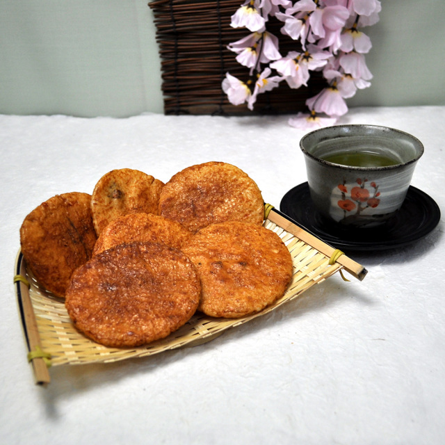 草加煎餅(えび)