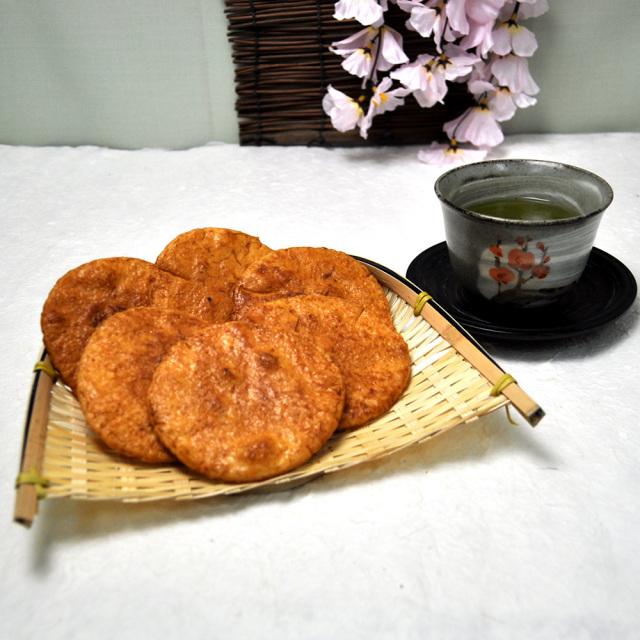 草加煎餅(唐辛子)