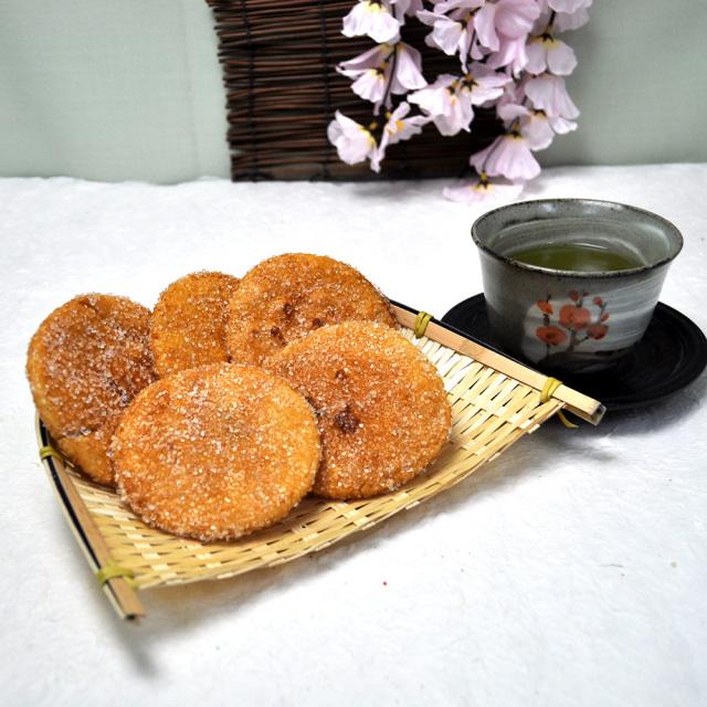 草加煎餅(ザラメ)