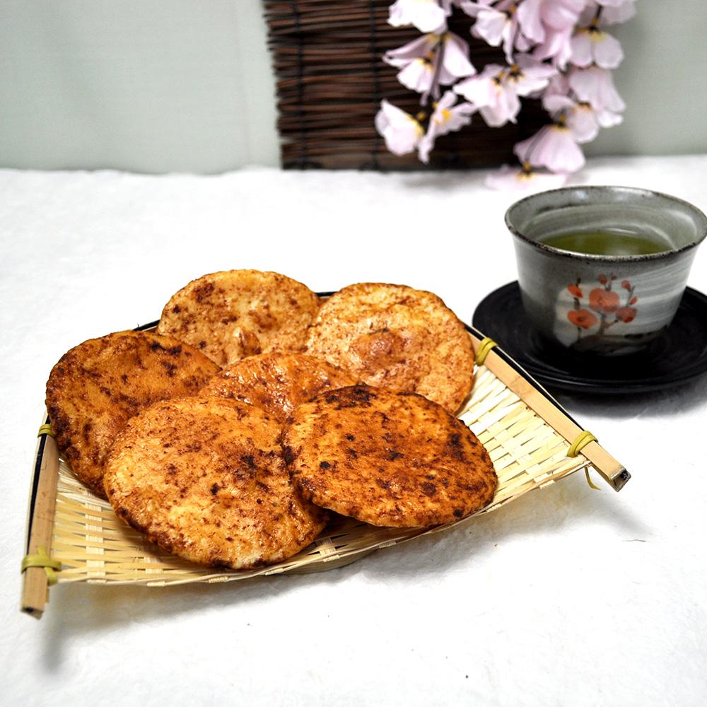 草加煎餅(にんにく)