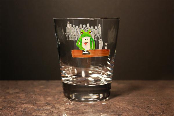 FROG bar 10oz 底厚オールド cocktail