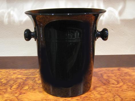 アクリル ワインクーラー 122071 黒
