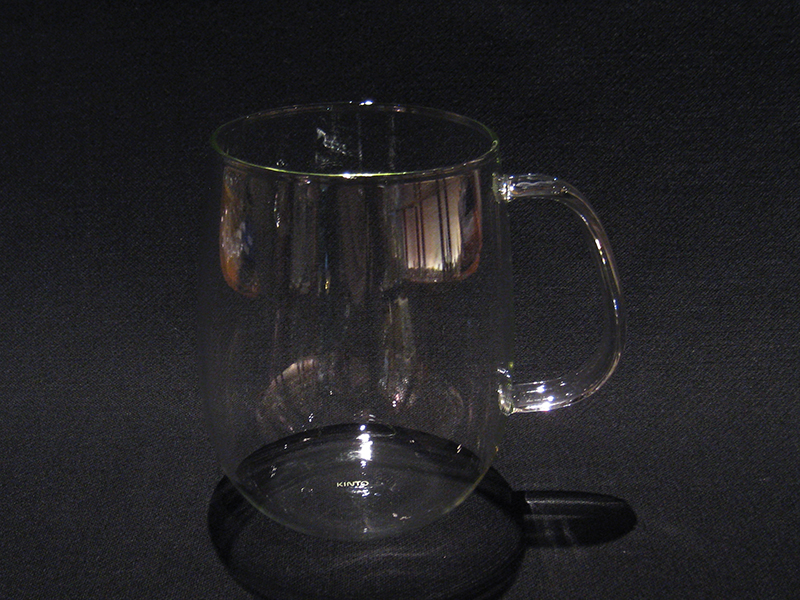 UNITEA 耐熱ガラスカップ L