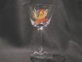 COCK カクテルグラス shaker yellow