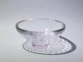 05 クリスタル 平杯カップ ピンク