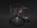 UNITEA 耐熱ガラスカップ M