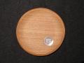 ラウンド コースター10 cm ウィロー