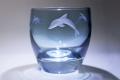 スリードルフィン ブルー 冷酒杯