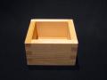 木枡(桧製)  8勺
