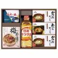 【 初盆 新盆用 返品可 】 調味料ギフトセット ( H60639 )