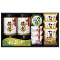 【送料無料】やま磯味付海苔&食卓セット(W30-03)