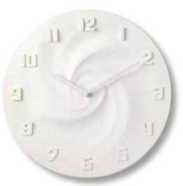 INTERIOR CLOCK(インテリアクロック)/CREAM・ミルク