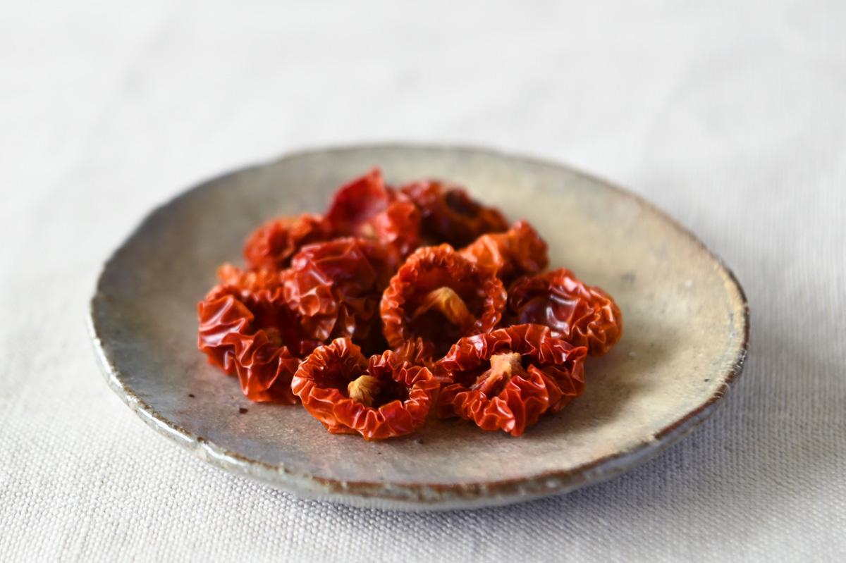 有機乾燥トマト(ミニトマト)