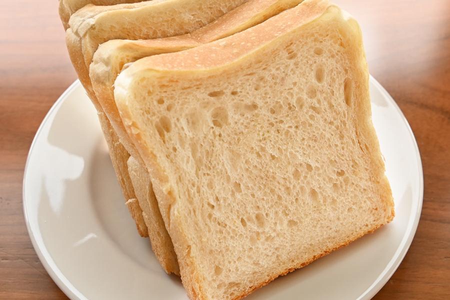 はとむぎの杜の湯種食パン